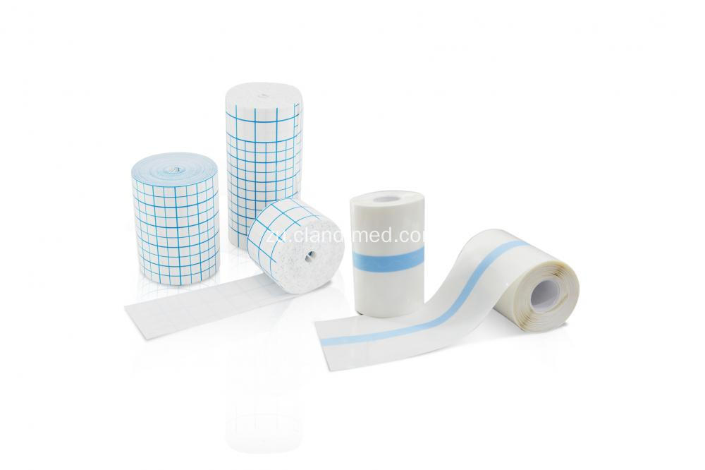I-NON-WOVEN Extensionible Plaster Roll Yokulungisa I-Catheter Ne-Drug Kettle