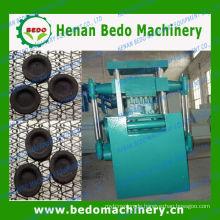 Holzkohlenpulver-Briketts drücken Mach / Shisha-Holzkohle-Verdrängungsmaschine / Shisha-Holzkohlen-Tabletten-Maschine für Verkauf 008613343868845