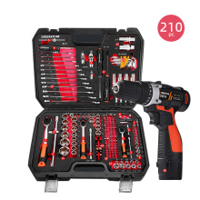 TFAUTENF TF-T210 household hand tools kit for auto repair and maintenance