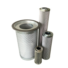 Hydraulic Stainless Steel Oil Air Separator Oil Filter