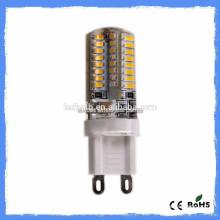 2015 Nouveaux produits ampoule led G9 avec luminosité / 3w ampoule LED G9, ampoule LED 76C 3014SMD g9