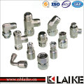 High Pressure SAE Hydraulic Flange Fittings with 6000 Psi