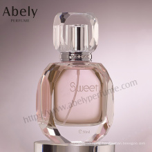 China Factory Price Glass Perfume Bottle with Spray and Atomizer