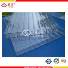 Grade A polycarbonate sheet UV protect 10 years warranty 4mm-25mm
