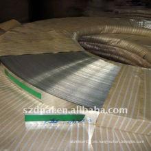 1070 tira de aluminio para la red del tubo hecha en China