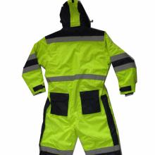 Großhandel FR Baumwolle Nylon Hi Vis Sicherheit Arbeitskleidung