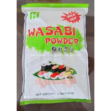 susabi épicé en poudre