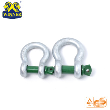 U Shackle With 2T Working Load