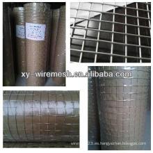 La alta calidad caliente de la venta soldó el conejo / la malla de alambre animal de la jaula
