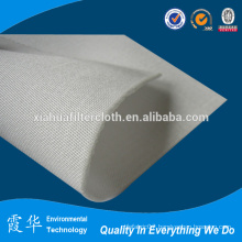 Monofilament filter fabric for bag filters