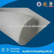 Tela de filtro monofilamento para filtros de saco