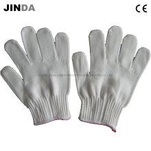 Строительные защитные рабочие трикотажные рабочие перчатки (K002)