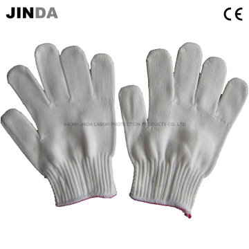 Trabalhador Protective Household Construction Knitted Yarn Work Gloves (K001)