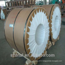 Width 1200mm different thickness Hot rolled AA1050 aluminum coil