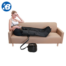 2020 new hot selling portable rechargeable air compression recovery boots therapy foot leg massage system