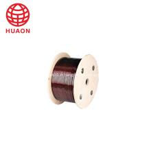 Fil rond / plat en aluminium d'aimant émaillé par polyester de 6.0mm