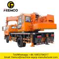 Mobile Truck Crane 6 Ton For Sale