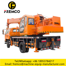 Mobile Truck Crane 6 Ton For Sale
