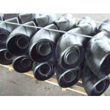 Reducing 90 degree q235 pipe fittings elbow segmentable
