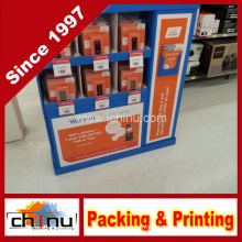 Mobile Phone Communications Equipment Corrugated Board Pallet Display (6135)