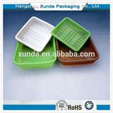 plastic blister tray for packing food/fruits/vegetables