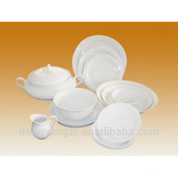 New product 14 pcs porcelain dinner set