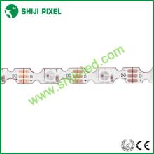 RVB a mené la bande 3535 sk6812 60leds IP65 a mené les lumières 5v fait en Chine