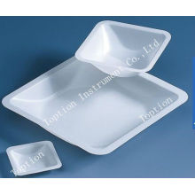 100ml WEIGHING BOATS PS Square shaped