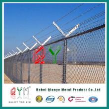 Sharp alambre de púas en venta / Qym valla proveedor