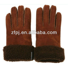 2016 newly coffee thicken motorcycle winter gloves