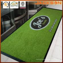 Anti-Rutsch-Nylon gedruckt Logo Teppich für Haupteingang