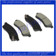 D1030 96475028 21349 high quality brake pad for daewoo tosca