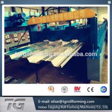China Preis 50-150-600 Stahl Boden Decking Umformmaschine
