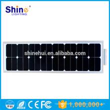 O preço baixo, alta qualidade 25w conduziu a iluminação de rua ao ar livre psta solar com CE