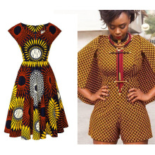 Hot sale Super Wax Hollandais/Wholesale African Wax Printes Fabric/Feitex Cotton African Print Fabric