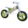 Новый дизайн ребенка велосипед, популярный велосипед балансировки для детей и деревянный велосипед