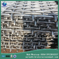 Heavy Animal Woven Wire Flooring Disesuaikan