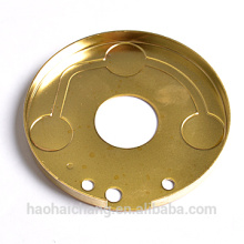 stainless steel table sight glass flange