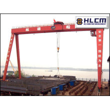 Shipyard Gantry Crane 09 with SGS