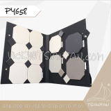 PY658--Marble Mosaic Tile Sample Folder Mosaic Tile Sample Book
