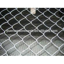 Material de arame de ferro com baixo teor de carbono e furo quadrado