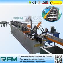 Equipamentos de formação a frio de aço máquina de formação de rolo frio para quilha de metal