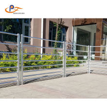 Hot Dipped Galvanized Self Standing Cattle Panel Gates/Yard Panels