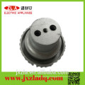 New arrival energy saving good small round aluminum radiator for led lights