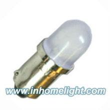 Tall Round 1 L.E.D. BA9S Marine LED bulbs