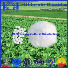 Sicheres und grünes Chlordioxid für die Desinfektion der Landwirtschaft