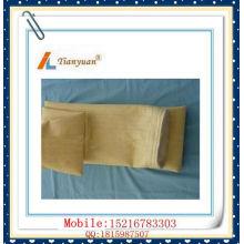 Bolsa de filtro Nomex no tejida de alta temperatura