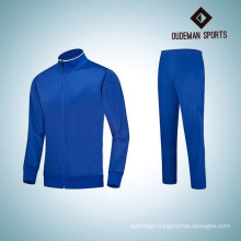 2017 latest design 100% Polyester Sports Tracksuits For Mens Running Tracksuit