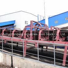 Sistema transportador / sistema de cinta transportadora / transportador de banda para la central eléctrica