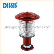 Aço inoxidável AC 220V Mosquito Killer Pillar Light